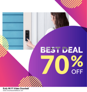 6 Best Eufy Wi Fi Video Doorbell Black Friday 2020 and Cyber Monday Deals | Huge Discount