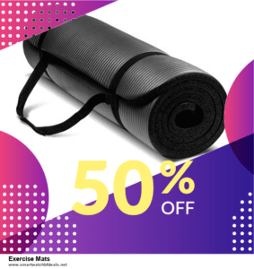 Grab 10 Best Black Friday and Cyber Monday Exercise Mats Deals & Sales