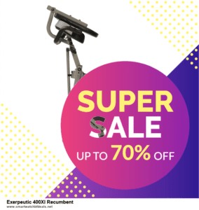 13 Best Black Friday and Cyber Monday 2020 Exerpeutic 400Xl Recumbent Deals [Up to 50% OFF]