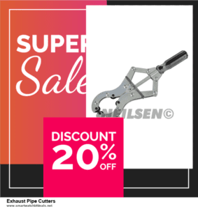 13 Exclusive Black Friday and Cyber Monday Exhaust Pipe Cutters Deals 2020