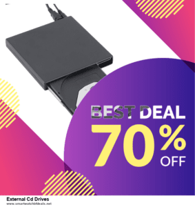 Top 5 Black Friday 2020 and Cyber Monday External Cd Drives Deals [Grab Now]