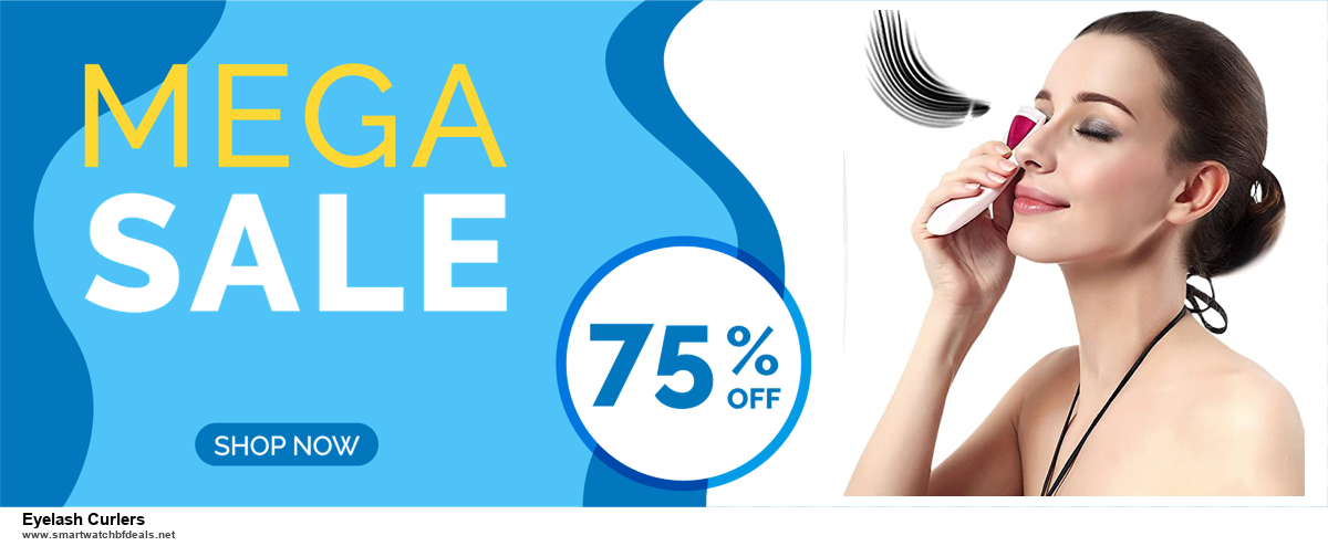 9 Best Black Friday and Cyber Monday Eyelash Curlers Deals 2020 [Up to 40% OFF]