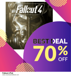 5 Best Fallout 4 Ps4 Black Friday 2020 and Cyber Monday Deals & Sales