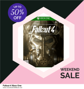 Top 11 Black Friday and Cyber Monday Fallout 4 Xbox One 2020 Deals Massive Discount