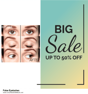 Top 5 Black Friday and Cyber Monday False Eyelashes Deals 2021 Buy Now