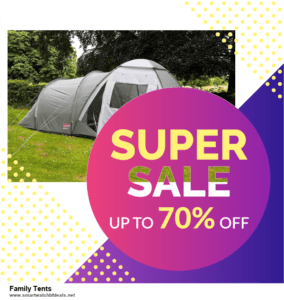 9 Best Black Friday and Cyber Monday Family Tents Deals 2020 [Up to 40% OFF]