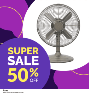 Top 5 Black Friday and Cyber Monday Fans Deals 2020 Buy Now
