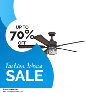 9 Best Black Friday and Cyber Monday Fans Under 50 Deals 2021 [Up to 40% OFF]
