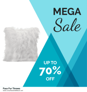List of 6 Faux Fur Throws Black Friday 2020 and Cyber MondayDeals [Extra 50% Discount]