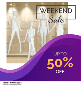 Top 11 Black Friday and Cyber Monday Female Mannequins 2020 Deals Massive Discount