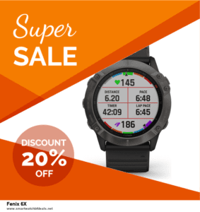 10 Best Fenix 6X Black Friday 2020 and Cyber Monday Deals Discount Coupons