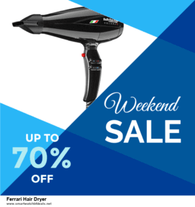9 Best Ferrari Hair Dryer Black Friday 2020 and Cyber Monday Deals Sales