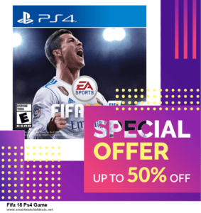 Grab 10 Best Black Friday and Cyber Monday Fifa 18 Ps4 Game Deals & Sales
