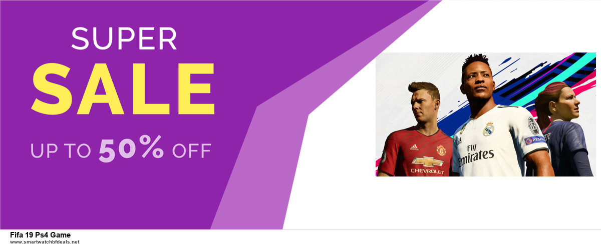 13 Exclusive Black Friday and Cyber Monday Fifa 19 Ps4 Game Deals 2020