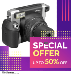 Top 5 Black Friday and Cyber Monday Film Cameras Deals 2020 Buy Now