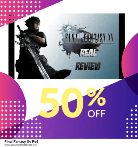 9 Best Final Fantasy Xv Ps4 Black Friday 2020 and Cyber Monday Deals Sales