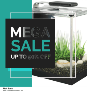 List of 10 Best Black Friday and Cyber Monday Fish Tank Deals 2020