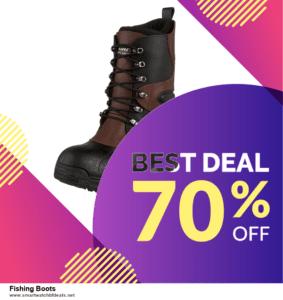 6 Best Fishing Boots Black Friday 2020 and Cyber Monday Deals | Huge Discount