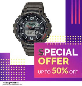 13 Best Black Friday and Cyber Monday 2020 Fishing Watches Deals [Up to 50% OFF]