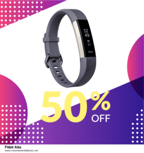7 Best Fitbit Alta Black Friday 2021 and Cyber Monday Deals [Up to 30% Discount]