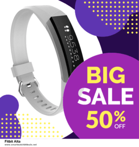 7 Best Fitbit Alta Black Friday 2020 and Cyber Monday Deals [Up to 30% Discount]
