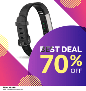 10 Best Fitbit Alta Hr Black Friday 2020 and Cyber Monday Deals Discount Coupons