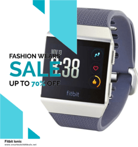 5 Best Fitbit Ionic Black Friday 2020 and Cyber Monday Deals & Sales