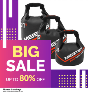 List of 6 Fitness Sandbags Black Friday 2020 and Cyber MondayDeals [Extra 50% Discount]