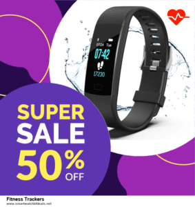 Top 5 Black Friday 2020 and Cyber Monday Fitness Trackers Deals [Grab Now]