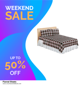 Grab 10 Best Black Friday and Cyber Monday Flannel Sheets Deals & Sales
