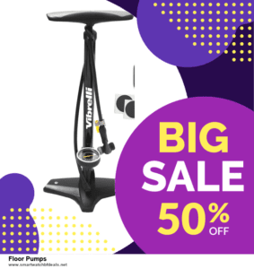 13 Best Black Friday and Cyber Monday 2020 Floor Pumps Deals [Up to 50% OFF]