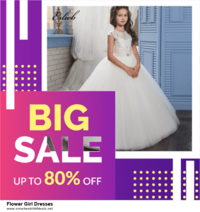 Top 10 Flower Girl Dresses Black Friday 2020 and Cyber Monday Deals