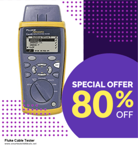 13 Exclusive Black Friday and Cyber Monday Fluke Cable Tester Deals 2020