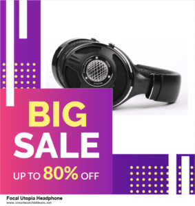 7 Best Focal Utopia Headphone Black Friday 2020 and Cyber Monday Deals [Up to 30% Discount]