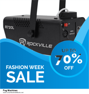 7 Best Fog Machines Black Friday 2020 and Cyber Monday Deals [Up to 30% Discount]