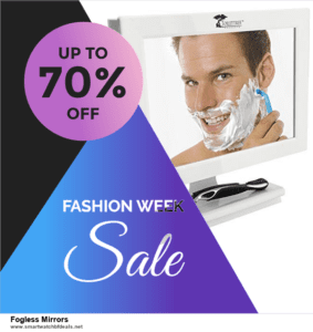 13 Best Black Friday and Cyber Monday 2020 Fogless Mirrors Deals [Up to 50% OFF]