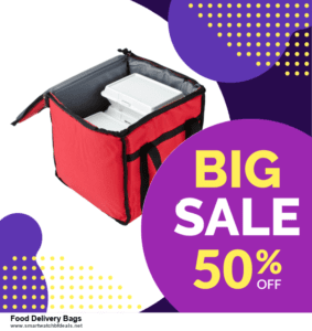Top 5 Black Friday 2020 and Cyber Monday Food Delivery Bags Deals [Grab Now]