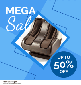 13 Exclusive Black Friday and Cyber Monday Foot Massager Deals 2020