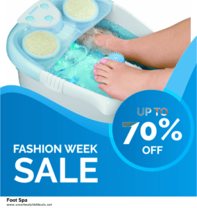 9 Best Foot Spa Black Friday 2020 and Cyber Monday Deals Sales