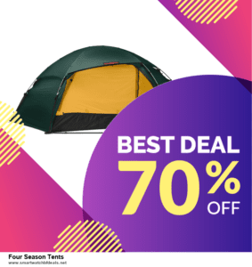 List of 10 Best Black Friday and Cyber Monday Four Season Tents Deals 2020