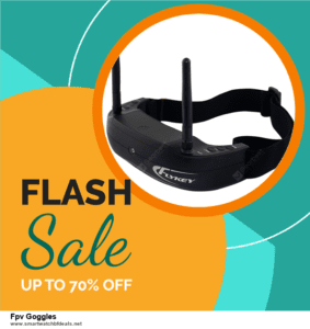 Grab 10 Best Black Friday and Cyber Monday Fpv Goggles Deals & Sales