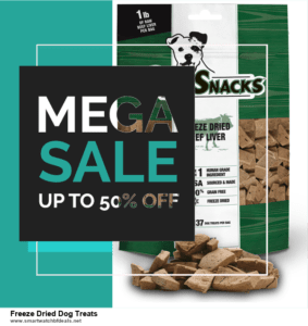 9 Best Freeze Dried Dog Treats Black Friday 2020 and Cyber Monday Deals Sales