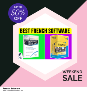9 Best French Software Black Friday 2020 and Cyber Monday Deals Sales