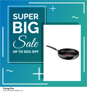 List of 10 Best Black Friday and Cyber Monday Frying Pan Deals 2020