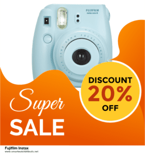 List of 6 Fujifilm Instax Black Friday 2020 and Cyber MondayDeals [Extra 50% Discount]