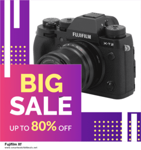 Top 11 Black Friday and Cyber Monday Fujifilm Xf 2020 Deals Massive Discount