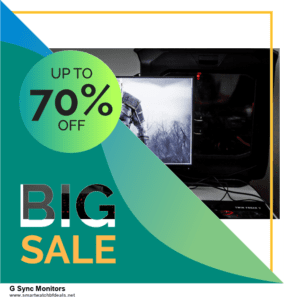 6 Best G Sync Monitors Black Friday 2020 and Cyber Monday Deals | Huge Discount
