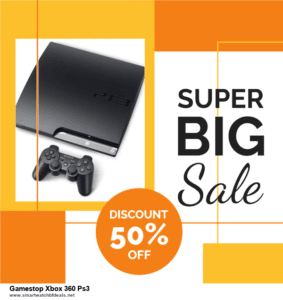 10 Best Black Friday 2020 and Cyber Monday  Gamestop Xbox 360 Ps3 Deals   40% OFF