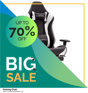Top 10 Gaming Chair Black Friday 2020 and Cyber Monday Deals
