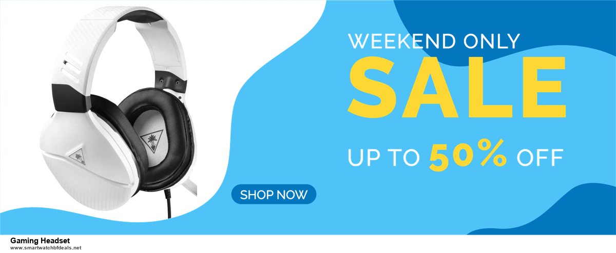 9 Best Gaming Headset Black Friday 2020 and Cyber Monday Deals Sales